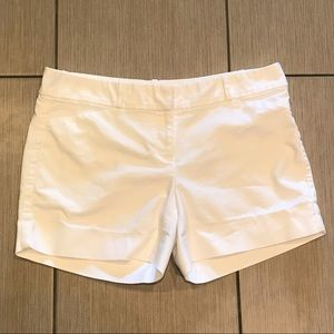 White The Limited Shorts